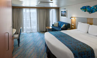 Allure Of The Seas Balcony Stateroom
