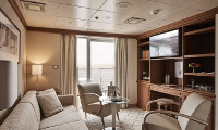 Silver Explorer Suite Stateroom