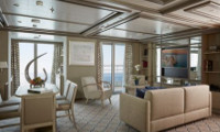Silver Moon Suite Stateroom