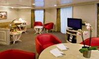 Silver Spirit Suite Stateroom