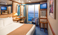 Crown Princess Balcony Stateroom