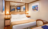 Crown Princess Inside Stateroom