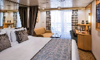 Oosterdam Balcony Stateroom