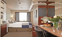 Wind Surf Oceanview Stateroom