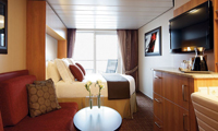 Celebrity Reflection Balcony Stateroom