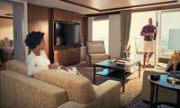 Celebrity Constellation Suite Stateroom