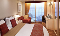 Celebrity Summit Balcony Stateroom
