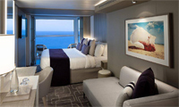 Celebrity Constellation Balcony Stateroom