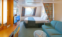 Adventure Of The Seas Oceanview Stateroom