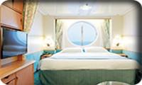 Adventure Of The Seas Oceanview Stateroom