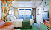 Adventure Of The Seas Balcony Stateroom