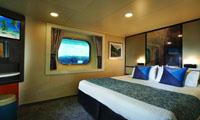 Norwegian Pearl Oceanview Stateroom