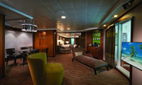 Norwegian Pearl Suite Stateroom