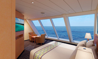 Carnival Freedom Oceanview Stateroom