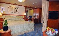 Emerald Princess Suite Stateroom