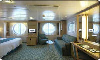 Liberty Of The Seas Oceanview Stateroom