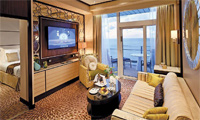 Celebrity Infinity Suite Stateroom
