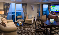 Azamara Pursuit Balcony Stateroom