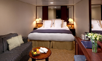 Azamara Pursuit Inside Stateroom