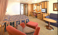 Brilliance Of The Seas Suite Stateroom