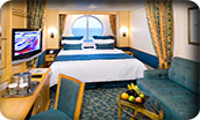 Brilliance Of The Seas Oceanview Stateroom