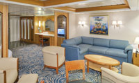 Enchantment Of The Seas Suite Stateroom