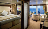 Seabourn Sojourn Suite Stateroom
