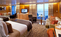 Celebrity Eclipse Suite Stateroom