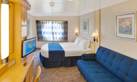 Voyager Of The Seas Oceanview Stateroom