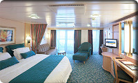 Voyager Of The Seas Suite Stateroom