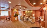 Queen Elizabeth Suite Stateroom