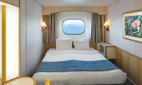 Majesty Of The Seas Oceanview Stateroom