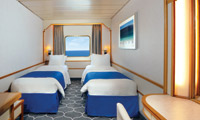 Empress Of The Seas Oceanview Stateroom