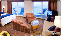 Radiance Of The Seas Suite Stateroom