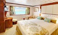 M S Paul Gauguin Oceanview Stateroom