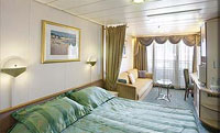 Rhapsody Of The Seas Balcony Stateroom
