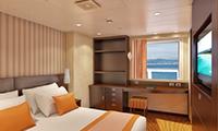 Carnival Splendor Suite Stateroom