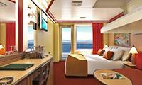 Carnival Splendor Balcony Stateroom