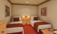 Carnival Splendor Inside Stateroom