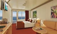 Carnival Dream Balcony Stateroom