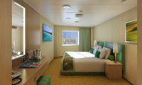 Carnival Magic Oceanview Stateroom