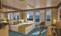 Carnival Magic Suite Stateroom
