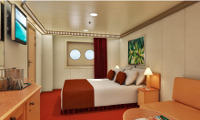 Carnival Magic Inside Stateroom