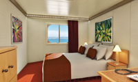 Carnival Magic Oceanview Stateroom