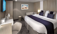 Celebrity Silhouette Inside Stateroom
