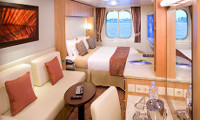 Celebrity Silhouette Oceanview Stateroom