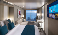 Celebrity Silhouette Balcony Stateroom