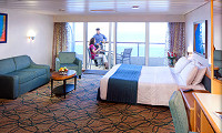 Vision Of The Seas Balcony Stateroom