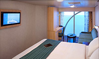 Vision Of The Seas Oceanview Stateroom