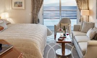 Crystal Symphony Suite Stateroom